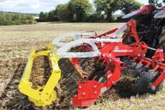 Tillage management: good performance from initial results in harvest phase two