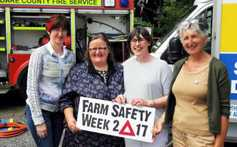 Maura's Month: Farm safety to the fore