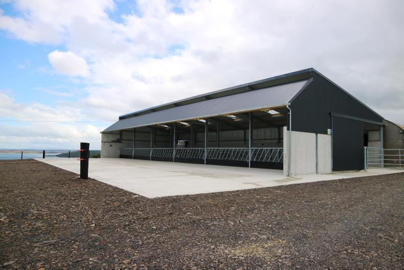 Watch Six Bay Slatted Beef Shed In Clare 24 August 2017