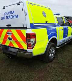 Over €1,500 of agricultural equipment stolen in midlands