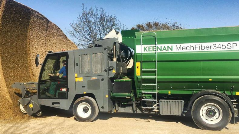In pictures: Keenan unveils new feeder fleet 14 September 2017 Premium