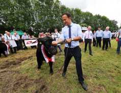 Weekly podcast: Varadkar on farming's challenges and IFA liquid milk protest