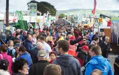 Macra at the National Ploughing Championships