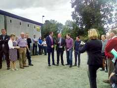 Farmers lay it straight to Creed at Mullingar meeting