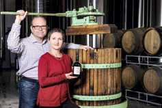 Meet the couple who swapped corporate city life for craft cider