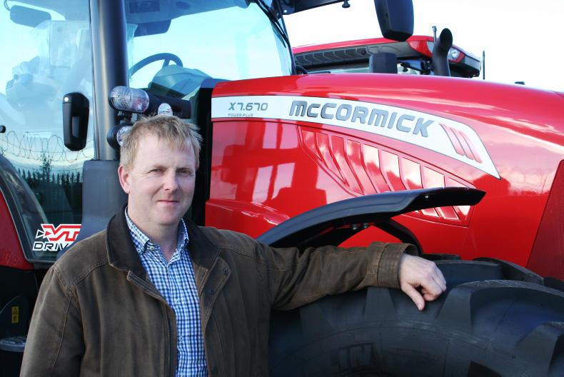 Derek Maher of Maher Tractor Sales, Dunslaughlin has retailed a number 