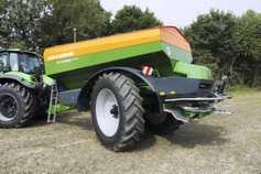 Watch: Amazone – big spenders in spreading and seeding