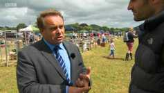 Meet Neil Parish, the MP and farmer with a vital role in future UK farm policy