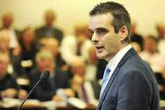 Joe Healy returned unopposed in IFA elections