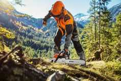 STIHL Leading the way for more than 90 years - Autumn promotion now on