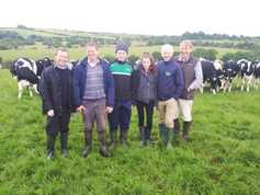 Quality Milk Awards: Clona producer mixing scale and quality