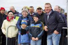 Watch: Ploughing 2017's very first visitors