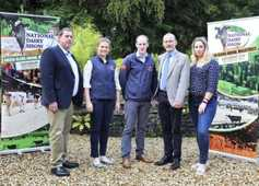 Food, farm safety, and showing in focus at National Dairy Show