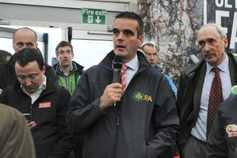 Joe Healy elected vice president of COPA