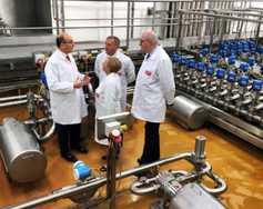 €86 million Dairygold facility opened in Mallow