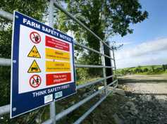 Farms remain NI's most dangerous workplaces