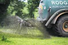 Two weeks to slurry spreading deadline
