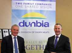 Dunbia and Linden deals approved
