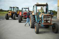 Old tractors become sold tractors
