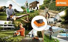 STIHL Battery Powered Revolution