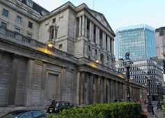 Bank of England lifts interest rates for the first time in a decade