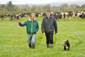 Grass management  root of success on Cashel dairy farm