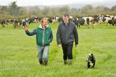 Ad: Grass management the root of success on Cashel dairy farm
