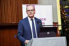 Coveney appointed Tánaiste and other changes in Cabinet