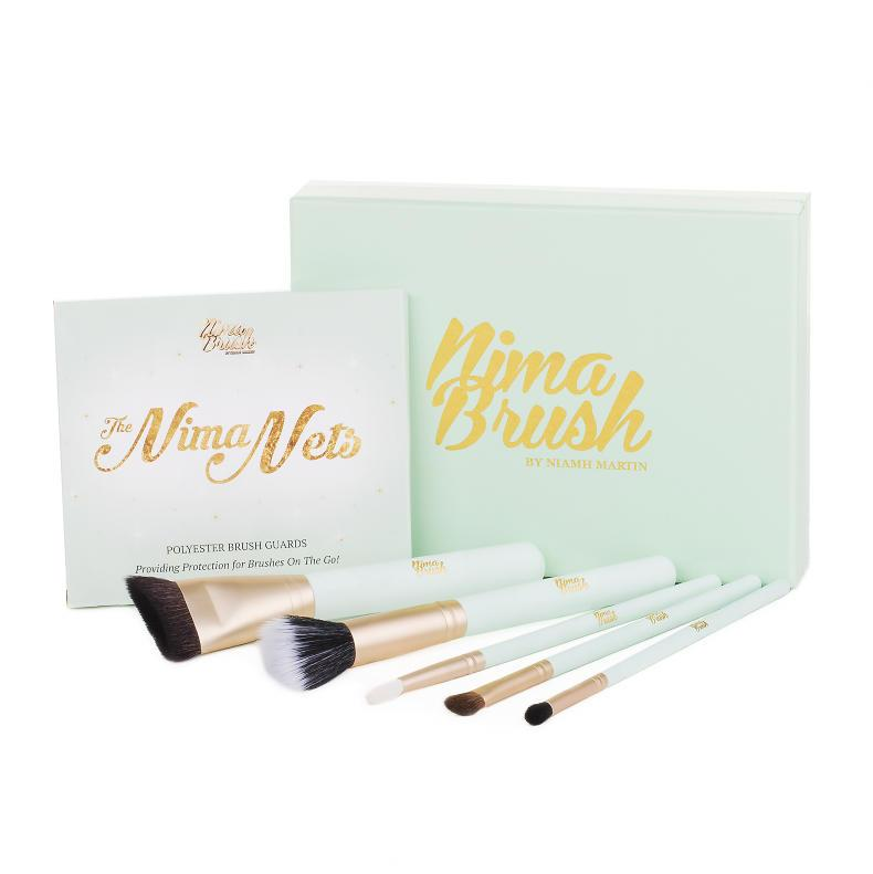 The best present you'll get someone is something that they need and that they'll use. NIMA is an Irish professional makeup brush company that will be a big hit with the lady in your life. www.nimabrush.com €30-€98