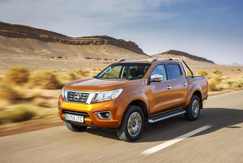 The Nissan Navara was pushed to its limits in a Moroccan driving challenge that tested all of its off-road ability. The Navara comes with an entry price of €34,995 or £23,000 in N. Ireland, both incl. VAT for the entry level 160bhp version.