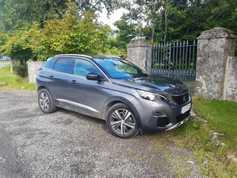 Peugeot 3008 SUV is Irish Car of the Year 2018