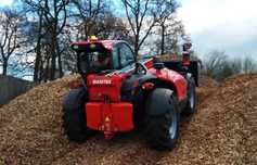 In pictures: Manitou's latest telescopic loaders