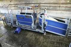 Watch: the Rolls Royce of sheep handling units