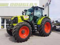 Kildare dealer delivers for Claas