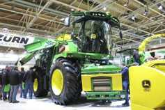 Strong recovery in profits at John Deere