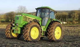 John Deere 4755 – a Waterloo wonder in Waterford