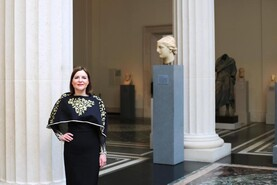 From the Midlands to Manhattan: meet #WearingIrish role model Margaret Molloy