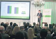 Positive outlook at seminars for Irish beef and livestock