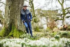 Celebrating the snowdrop  and resilience at Burtown House