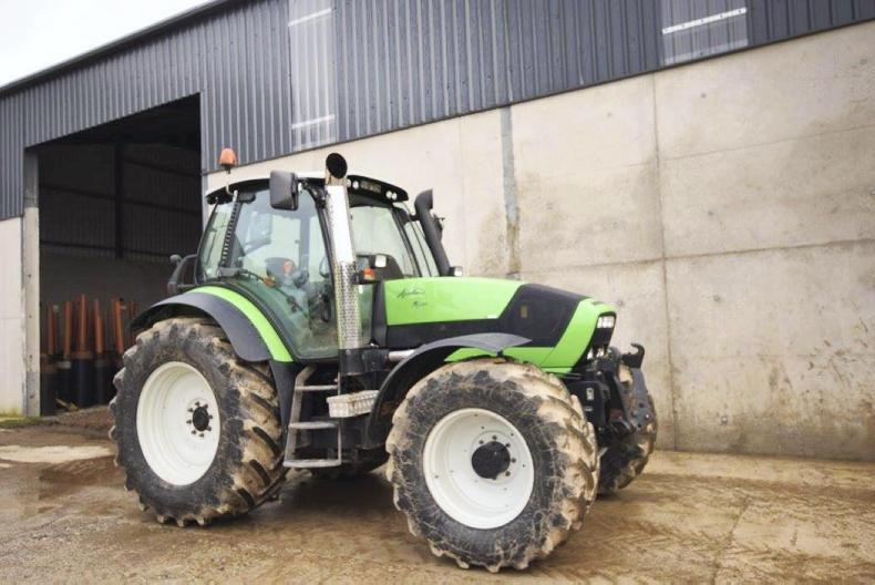 df3a55cce9 In pictures  bumper auction of modern silage outfit and tillage machinery  01 February 2018 Premium