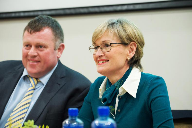 Vice-president of the European Parliament and Irish MEP Mairead McGuinness. \ Barry Cronin