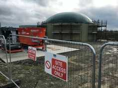Cross-border biogas contractor collapses