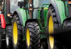 Charity run aiming to be Ireland's largest tractorthon