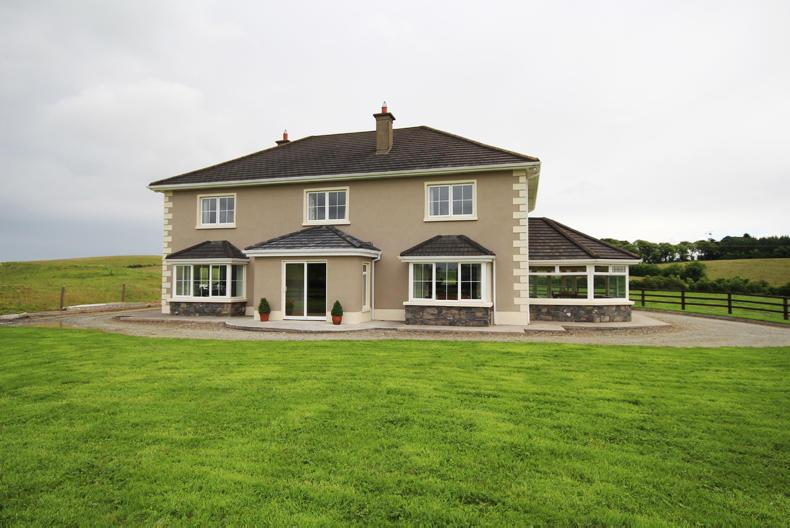 This 76-acre farm at Tiercorke, Cormeen, Moynalty, Co Meath, is being guided at €875,000.
