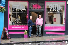 This little piggy: meet the farmers behind Oink in Edinburgh