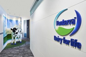 Fonterra blames 'difficult weather conditions' for drop in production