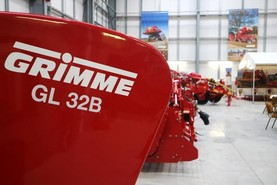 Grimme opens new HQ in  Dublin