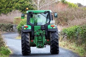 Agri contractors to be exempt from tractor 'NCT'