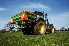 Burst in demand for fertiliser looms