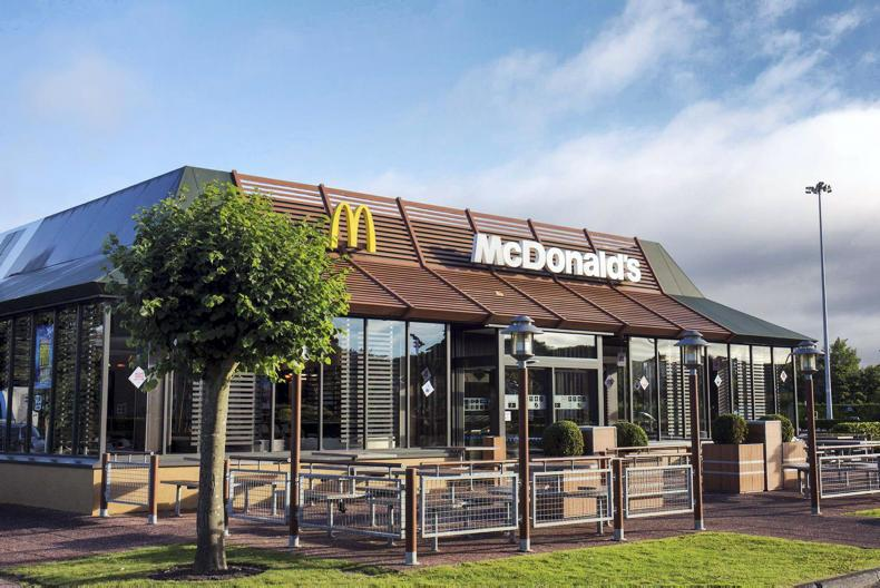 McDonald's will offer higher dairy content on its menu.